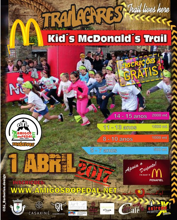 cartaz kids trail3 2